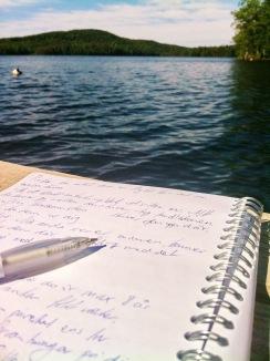skrivarsjön